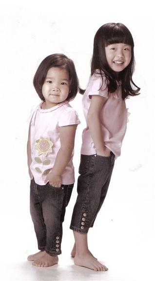 Girlsstanding